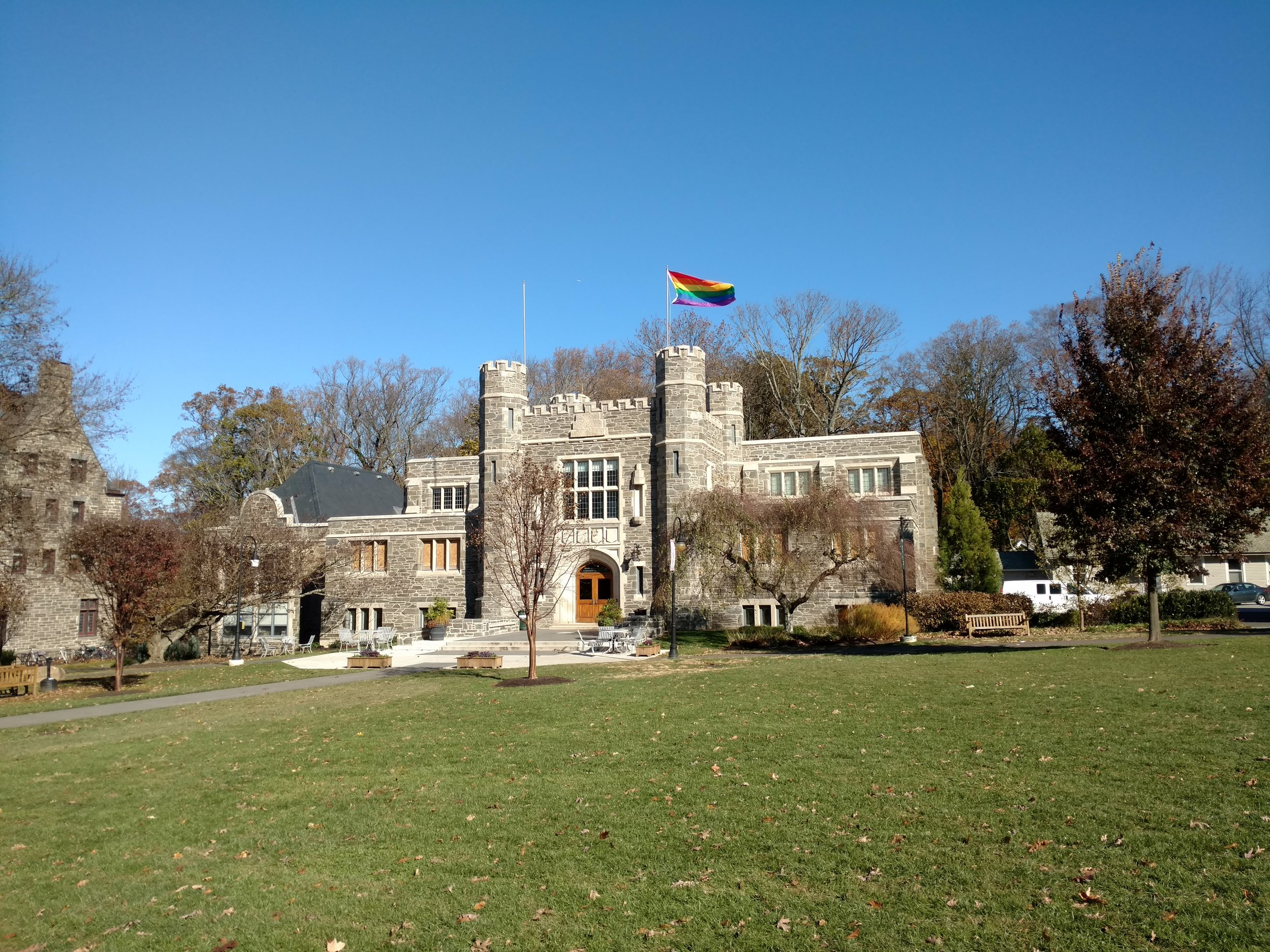 Bryn Mawr College Community Moves Towards Divestment Haverford And Bryn Mawr Bi College News